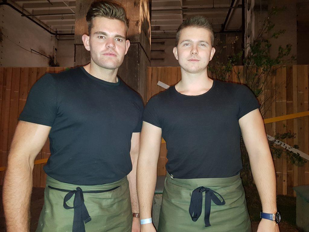 Stuttgart-waiters brand ambassadors